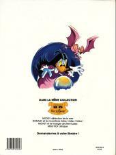 Verso de Walt Disney (Sélection BD) -4- Miss Tick attaque !