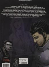 Verso de Les légions de la haine -1- Cheval d'acier
