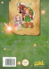Verso de Legend of Zelda (The) -2- Ocarina of time 1