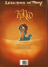 Verso de Tykko des sables -2- La Cité engloutie