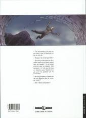 Verso de Borderline -3- Kumlikan