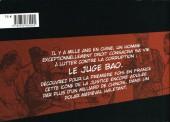 Verso de Juge Bao -1- Juge Bao & Le phœnix de Jade