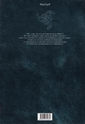 Verso de Le donjon de Naheulbeuk -1c- Première saison - Partie 1