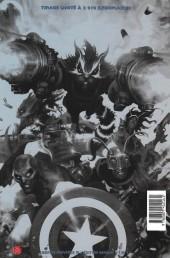 Verso de Marvel Universe (Panini - 2007) -19TL- War of Kings (2/7)