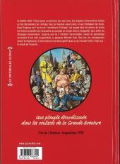 Verso de Raoul Fulgurex - Tome INTa