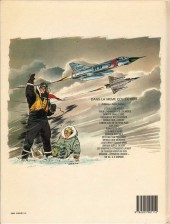 Verso de Tanguy et Laverdure -2e1986- Pour l'honneur des Cocardes