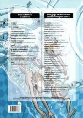 Verso de (Recueil) Spirou (Album du journal) -309- Spirou album du journal
