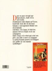 Verso de La survivante -2- L'héritier