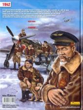 Verso de Escadrille Normandie Niemen -1- Destination Moscou