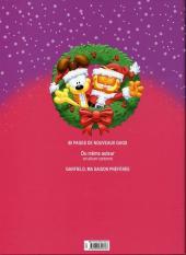 Verso de Garfield -HS08- Garfield aime les cadeaux