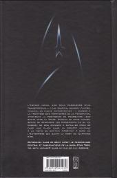 Verso de Star Trek (Delcourt) -2- Spock - Réflexions