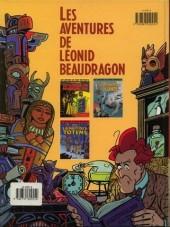 Verso de Léonid Beaudragon -3- Le scaphandrier du lundi