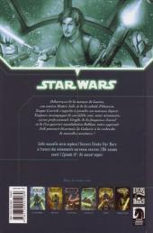Verso de Star Wars - Chevaliers de l'Ancienne République -6- Ambitions contrariées