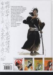 Verso de Kogaratsu -INT1- L'Intégrale - Tome 1