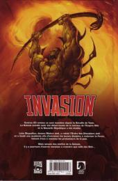 Verso de Star Wars - Invasion -1- Réfugiés