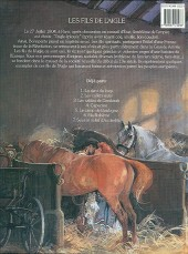 Verso de Les fils de l'aigle -7- Sous le soleil d'Austerlitz