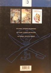 Verso de Les survivants de l'Atlantique -INT1- Bo'captain