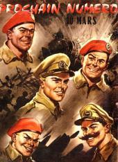 Verso de Les 5 As -1- Cinq hommes, une seule équipe