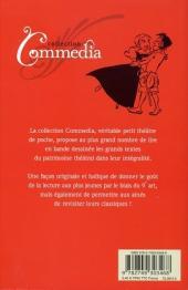 Verso de Commedia -7- Roméo et Juliette