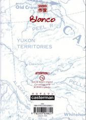 Verso de Blanco - Le Chien Blanco -3- L'heure du loup