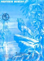 Verso de Kalar -6- Le monstre de la jungle