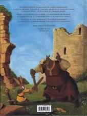 Verso de L'Épée d'Ardenois -1- Garen