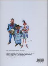 Verso de Di Cazzo -2- Di Cazzo contre les maîtres du monde