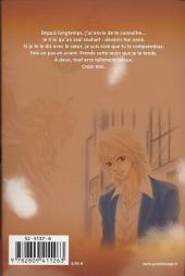 Verso de A romantic love story -5- Tome 5