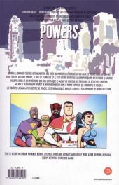Verso de Powers -6- Les traîtres