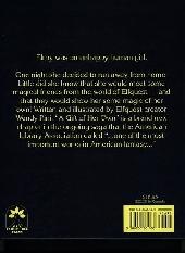 Verso de ElfQuest (1978) -HS-  A Gift of Her Own: An Elfquest Story