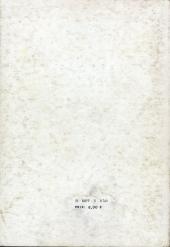 Verso de Strange -Rec021- Album N°21 (du n°62 au n°64)