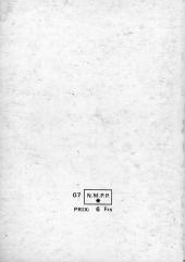 Verso de Strange -Rec023- Album N°23 (du n°68 au n°70)