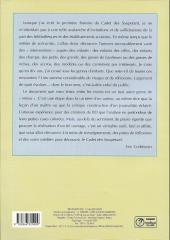 Verso de Le cadet des Soupetard -HS- Documents d'exploitation pédagogique de 2 albums de la série de BD