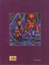 Verso de Monde mutant -2- Fils du monde mutant