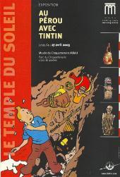 Verso de Tintin - Publicités -6Libre 1/4- L'Oreille cassée (1)