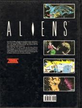 Verso de Aliens (Zenda) -3- Guerre pour la terre - 1