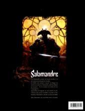 Verso de Salamandre -2- Vortex lumière