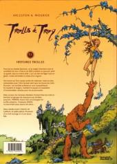 Verso de Trolls de Troy -1- Histoires trolles