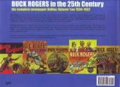 Verso de Buck Rogers in the 25th century -2- Volume 2: The complete newspaper dailies (1930-1932)