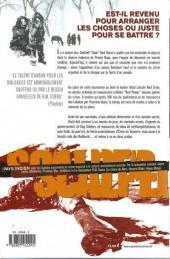 Verso de Scalped -1- Pays indien