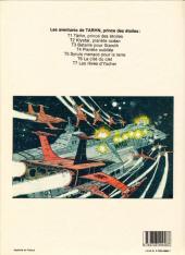 Verso de Tärhn, prince des étoiles -8- Au-delà des ténèbres : Siann