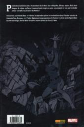 Verso de Best of Marvel -20- X-Men : L'envol du Phénix