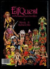Verso de ElfQuest - La Fantastique quête des elfes -4- Le chant des loups