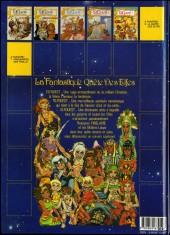 Verso de ElfQuest - La Fantastique quête des elfes -5- La voix du soleil