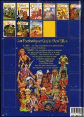 Verso de ElfQuest - La Fantastique quête des elfes -9- La pierre magique