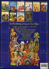 Verso de ElfQuest - La Fantastique quête des elfes -10- La forêt interdite