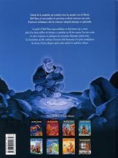 Verso de Les aventures d'Alef-Thau -3b2010- Le Roi borgne
