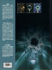 Verso de Meteors -3- La Faille de Karpov