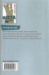 Verso de Five -7- Tome 7