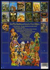 Verso de ElfQuest - La Fantastique quête des elfes -14- L'esprit noir